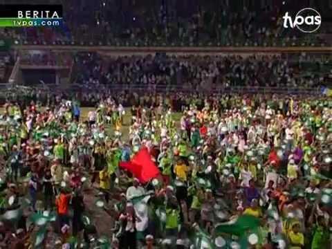 Suasana Himpunan Hijau ke Putrajaya, Stadium Darul Aman