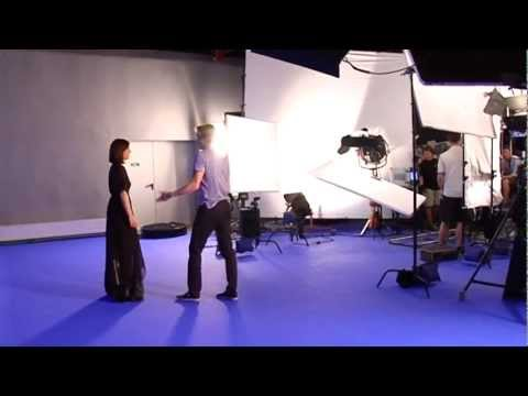 Making of del spot de Olay Total effects con Aitana Sánchez-Gijón