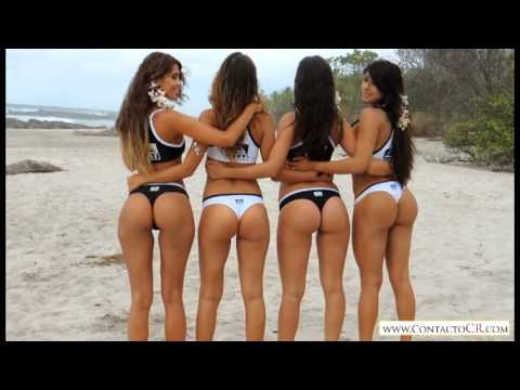 Hot Reef Girls in Thongs