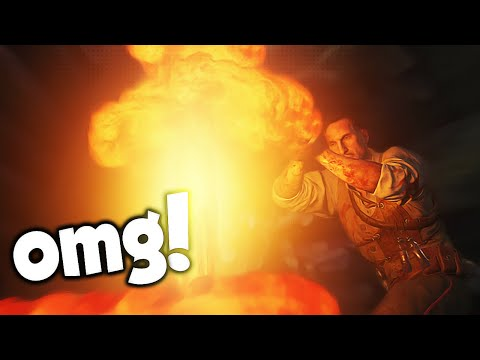 BO3 NO WAY IN HELL!!! (Black Ops 3 Zombies 5 Round Challenge)