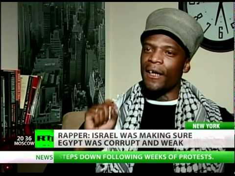 'Conditions ripe for uprising across America' - Rapper M-1