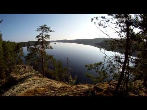 Finnish lakeland tour on Lake Saimaa
