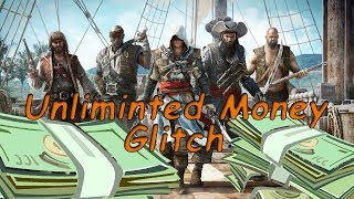 Assassin's Creed 4: Black Flag Easy Unlimited Money Glitch