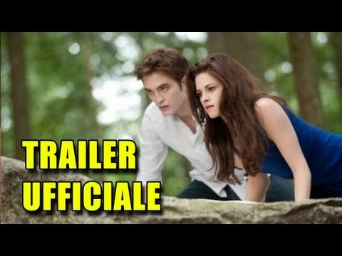 The Twilight Saga: Breaking Dawn - Parte 2 Trailer Italiano Ufficiale