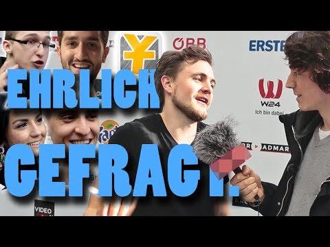Ehrlich Gefragt 04 Youtube Stars