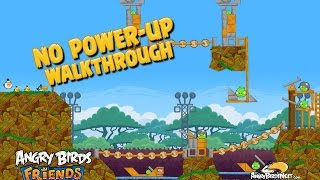 Angry Birds Friends Chuck Tournament Week 114 Level 2