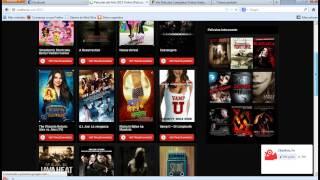PAGINAS PARA VER PELICULAS GRATIS Audio Latino 2013 :D