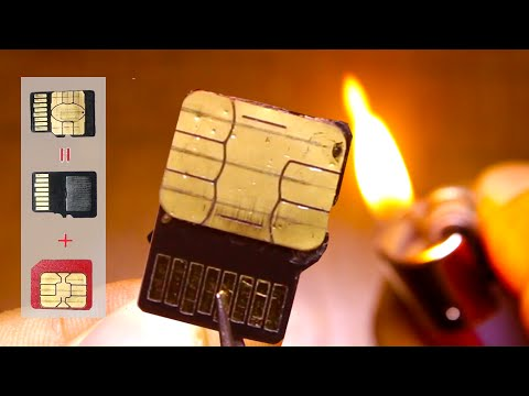Amazing LifeHack - Dual Sim and MicroSD card working Same time (simultaneously)