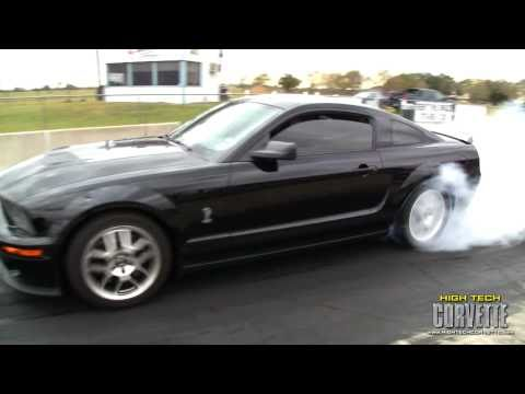 HPD Northside vs Southside Shelby Cobra (November 20, 2010)