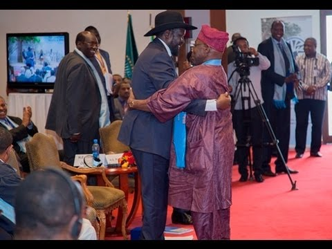 Not too late to mold your country- Obasanjo to President Salva Kiir on South Sudan conflict