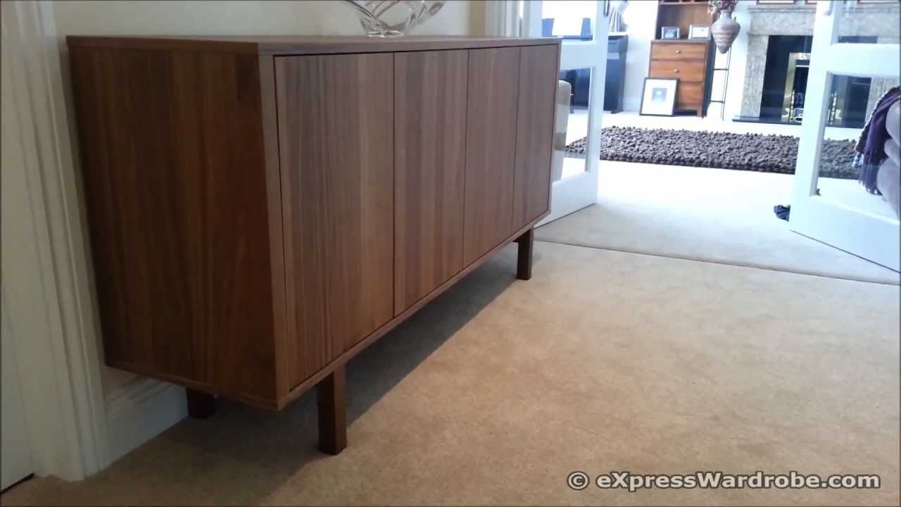 ikea stockholm sideboard design youtube. Black Bedroom Furniture Sets. Home Design Ideas