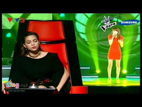 The Voice of Vietnam - Nguyễn Hương Giang - Đừng ngoảnh lại - Blind Auditions 1