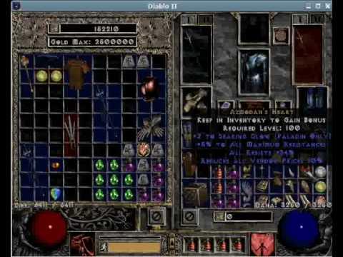 Diablo  Median Xl Character Builds