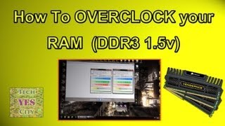 BEGINNER'S GUIDE To Overclocking Your RAM (DDR3-1600 1.5v