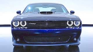 Mopar '17 Dodge Challenger. YouCar Car Reviews.
