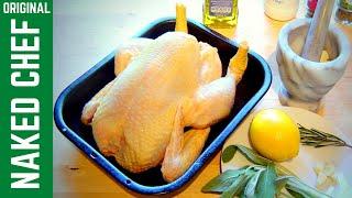 Christmas Roast Chicken Recipe How To Make