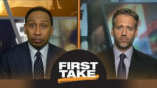 Stephen A. on Damian Lillard after Game 2 loss: He's been 'completely shut down' | First Take | ESPN