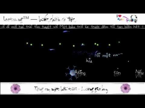 Tặng Em Một Bầu Trời - Lương Gia Huy (Aegisub Karaoke Effect)