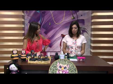 Mulher.com 02/02/2015 Bete Alcantra - Galinha da algola com cabaca Parte 1/2