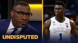 Zion isn't a transformative player & cannot alone change a team — Shannon Sharpe | NBA | UNDISPUTED