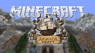 Minecraft - CaptainSparklez ArmadaCraft Server