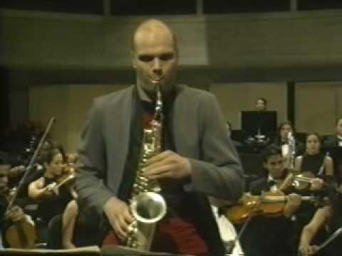 JacobTV – Tallahatchie Concert, Mvt 1, TIes Mellema/Gustavo Dudamel/Simon Bolivar Youth Orchestra