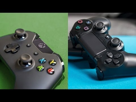 Xbox One vs. PlayStation 4: Console Showdown