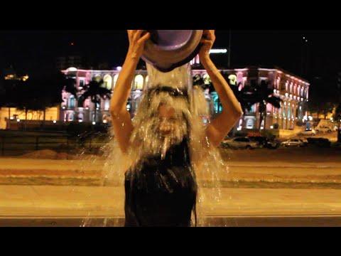 GiannyL Ice Bucket Challenge #IceBucketChallenge #StrikeOutALS