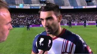 """Cauteruccio: """"Cometimos muchos errores"""". San Lorenzo 1 - Defensa 2. 8vos. Copa Argentina 2014. FPT"""