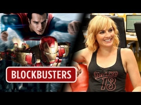 Summer Blockbusters Nerd Machine Discussion - HD Movie - Alison Haislip