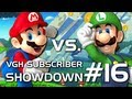 Mario vs. Luigi Versus Battle - Which Character Do You Prefer? VGH Subscriber Showdown