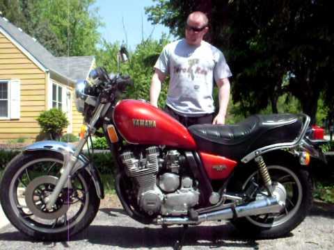 1982 Yamaha XJ650    Maxim     YouTube