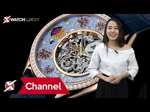 Khám phá Enamel, kỹ nghệ tráng men trên mặt đồng hồ trăm tuổi - Xwatch Luxury