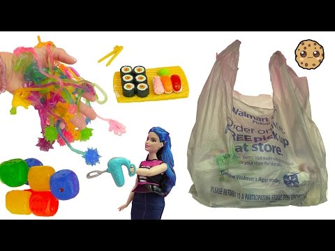 Squishy Haul Blog : Sticky Squishy Rainbow Party Toys, Littlest Pet Shop, Crafts + More - Walmart Haul Phim Video Clip