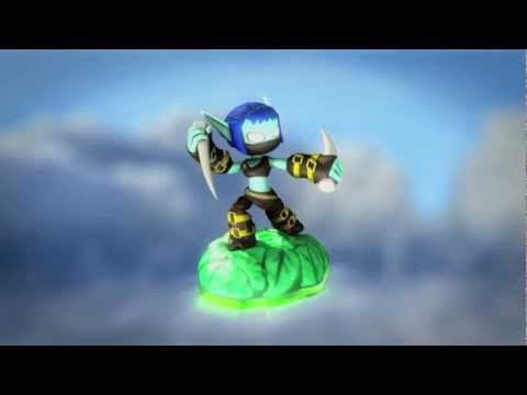 Skylanders: Spyro's Adventure - Stealth Elf Trailer (Silent but Deadly)
