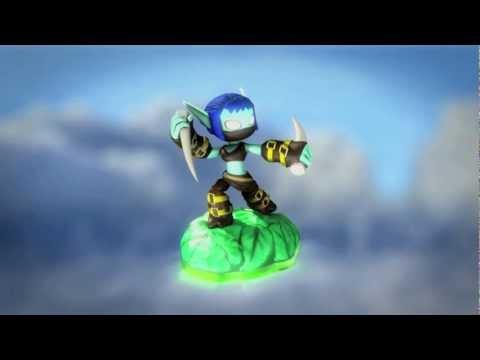 Skylanders: Spyro's Adventure - Stealth Elf Trailer (Silent but Deadly)