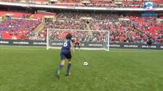 France vs Brasil - Final - Fullmatch - Danone Nations Cup 2013