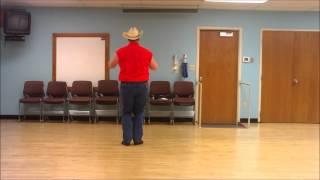 Wagon Wheel Reprise Line Dance