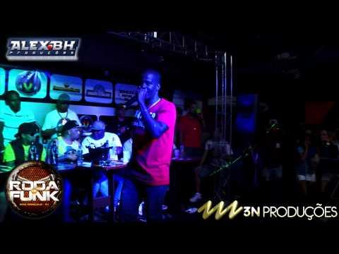 Mr Fia :: Medley ao vivo na Roda de Funk de Belo Horizonte :: HD