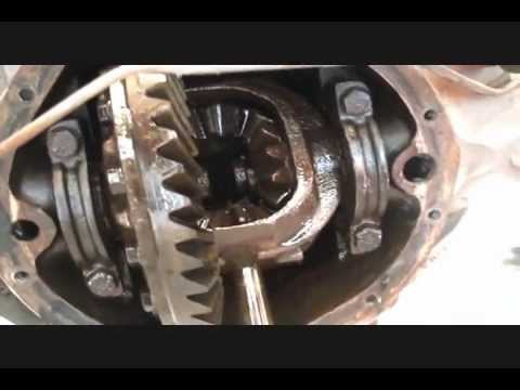 chevy truck posi lok differential rear