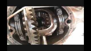 Chevy Truck Posi-Lok Differential & Rear-End-How To