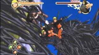 Naruto Shippuden Ultimate Ninja Storm 2 Fourth Hokage's