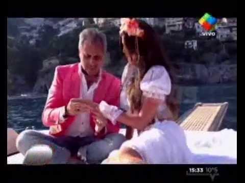 JORGE RIAL Y LA NIÑA LOLY - EL COMPROMISO DE ENTERRAR A SU EX - 24-07-13