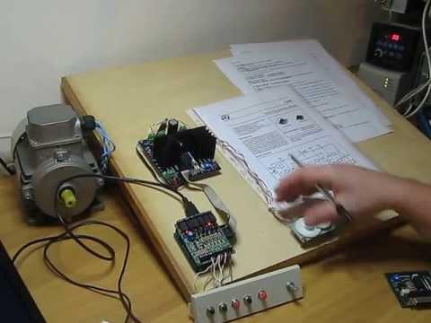 Comando motore passo passo con arduino e controller di for Progetto tornio fai da te