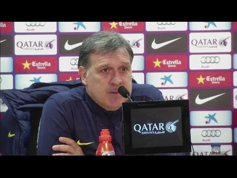 Gerardo Martino: Barcelona need over 100 points to win La Liga