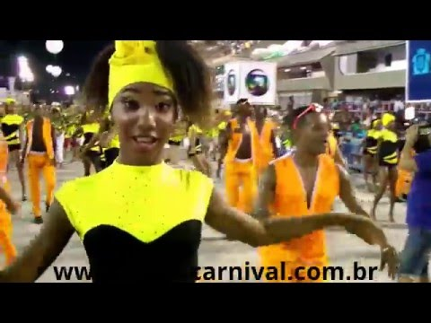 Samba The Popular Dance of Brazil in HD Video by all measures in Brazilian society