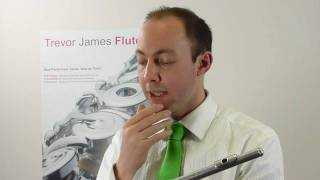 Flute Tutorial How To Play Your Flute Quietly In The Top