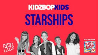 KIDZ BOP Kids Starships (KIDZ BOP 22)