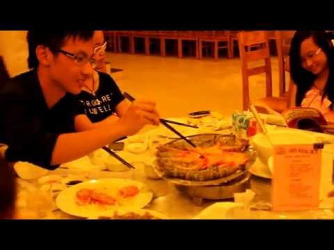 Trường [THCS]&[THPT] Việt Anh-Học sinh dùng tiệc tại The Boat Club Residences 25/12/2011
