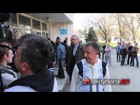 Видео ПН: Прогульщик сессии в Раде Царев в Николаеве